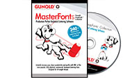MasterFonts Lettering Software