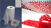 Heat Away Stabilizer - for Delicate Embroidables