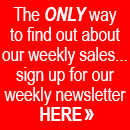 Exclusive offers, free demo videos, exciting news, & more!