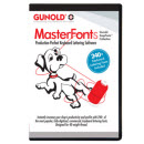 MasterFonts Software - 240+ Fonts Available