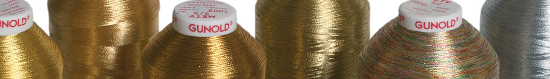 METY Metallic Embroidery Thread