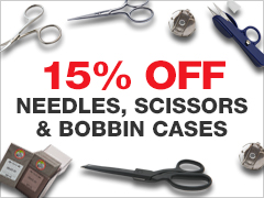 January Special - 15% Off All Thread